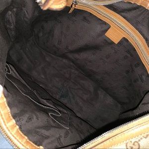 Gucci Bags - Gucci Twins Monogram Canvas Hobo Shoulder Bag